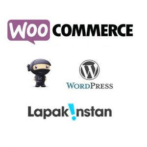 wordpress-woocomerce+lapakinstan