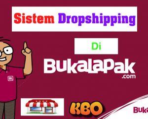 Jualan di Bukalapak Dengan Sistem Dropship